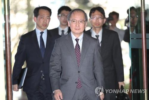 韩副外长林圣男会见日本驻韩大使长岭安政