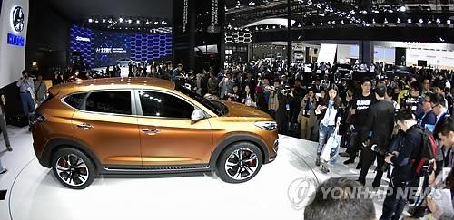 """现代起亚3款""""中国定制""""上海车展首发"""