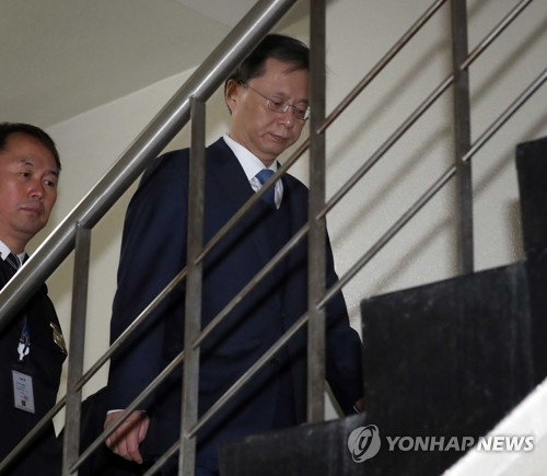 韩检方或本周末起诉朴槿惠及其前首秘禹柄宇