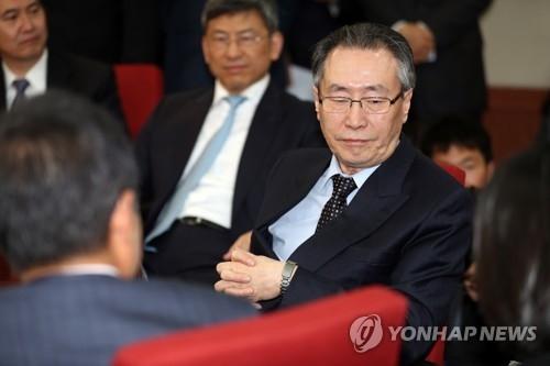 韩国民之党高层会见武大伟劝华断朝油路