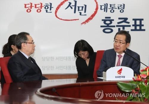 韩执政党总统候选人痛批中方反萨措施