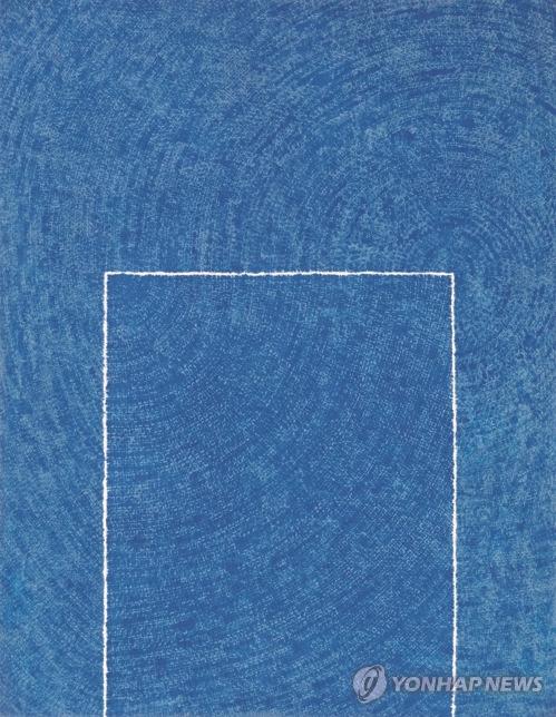 金焕基点画成韩国最贵美术品