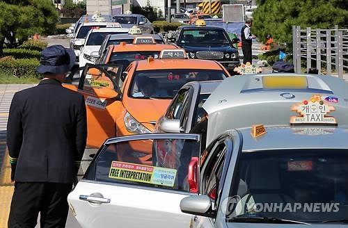 首尔出租车司机7月起将统一着装