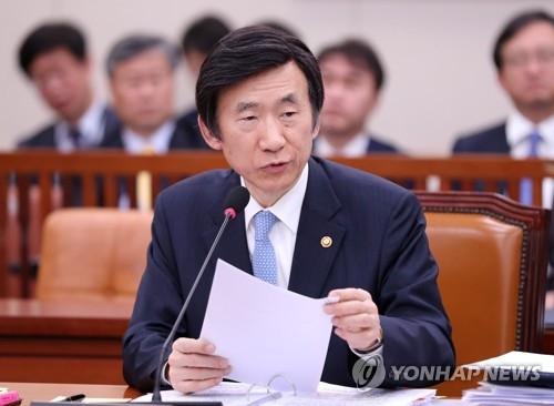 韩外长:美国承诺涉朝行动前会与韩沟通