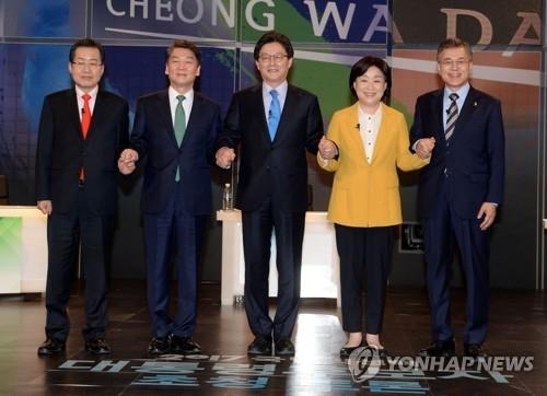 韩大选电视辩论:众人齐戳文在寅国防软肋