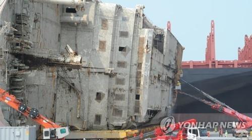韩军下周为沉船搜人提供咨询培训