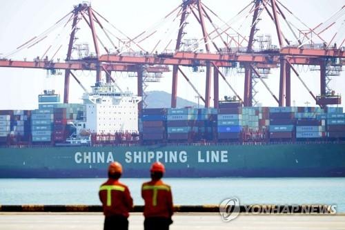 韩国3月对华出口增7% 连续5个月呈增势