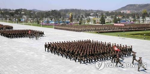 消息:朝鲜或为大阅兵做准备 平壤市区限行