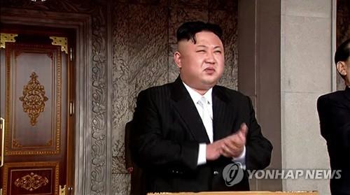 详讯:朝鲜举行阅兵庆祝金日成出生105周年纪念日