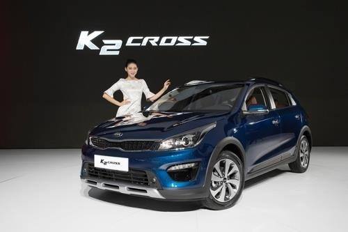 K2 CROSS(起亚汽车提供)