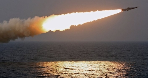 韩造超音速反舰导弹 中朝日俄竞赛激烈