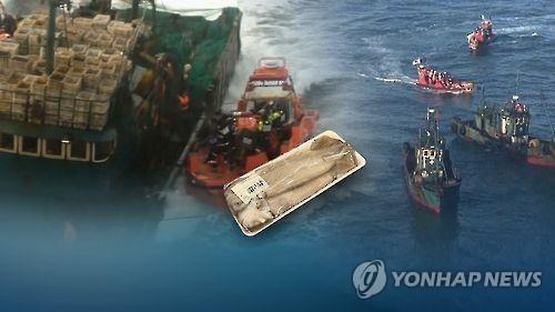 韩鱿鱼产量锐减归因朝水域中国作业渔船大增