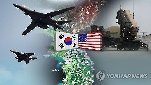 韩美国防部门将开会商讨朝核应对方案