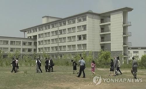消息:被朝扣押韩裔美国人曾长期在朝做慈善