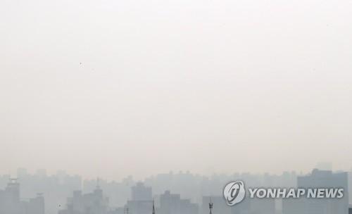 韩国全罗北道飘尘七成来自中国