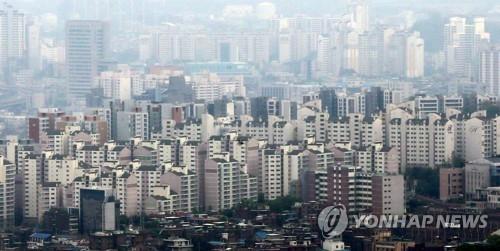 调查:韩国人7.7年搬一次家 人均居住面积33平米 - 2