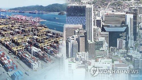 详讯:韩2017年第一季度GDP环比增长0.9%