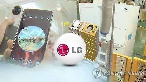 LG电子营业利润和销售额均创历年首季最高