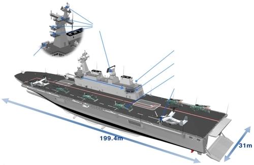 韩军第二艘大型运输舰开造 2020年服役