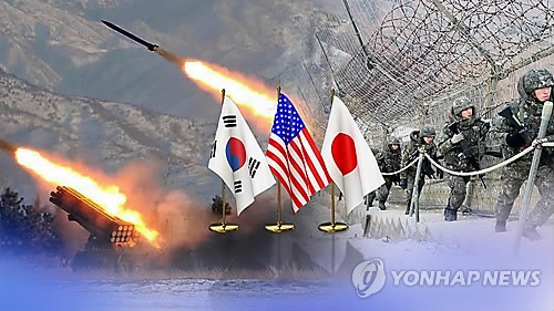 韩美日国防部门共商朝鲜射弹应对方案 - 1