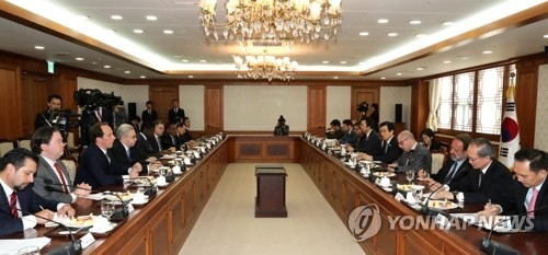 韩代总统接见日本大使就慰安妇问题交换意见 - 2