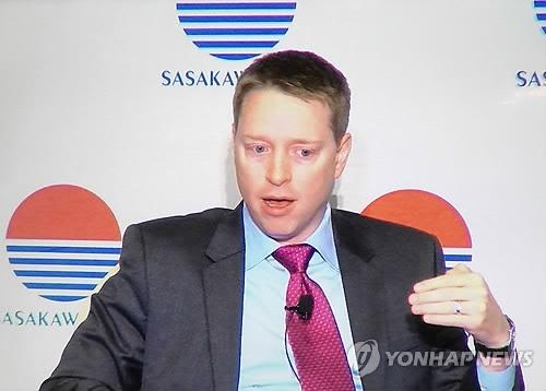 资料图片:美国国家安全委员会(NSC)亚洲事务资深主管马修·波廷杰(韩联社)