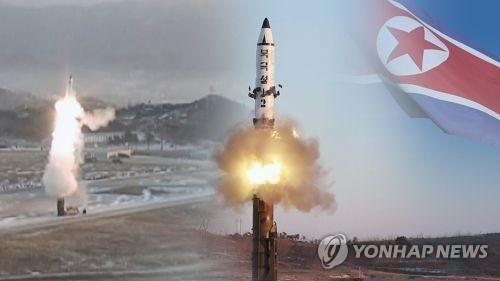 """详讯:朝鲜称成功试射新型地对地中远程""""火箭"""" - 1"""