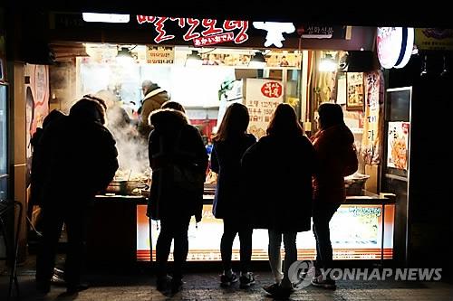 """大数据:""""不夜城""""韩国夜文化盛行 - 1"""