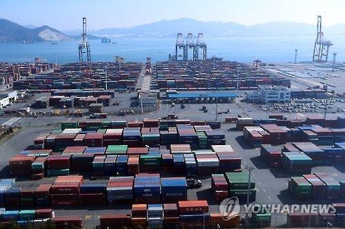 韩5月中旬出口同比增长3.4% - 1