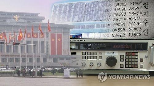 朝鲜今年第18次对韩暗号广播 - 1