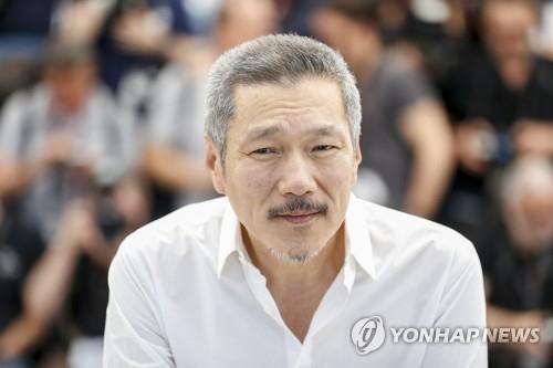 导演洪尚秀(韩联社/欧新社)