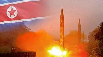 韩政府发表声明强烈谴责朝鲜射弹 - 1