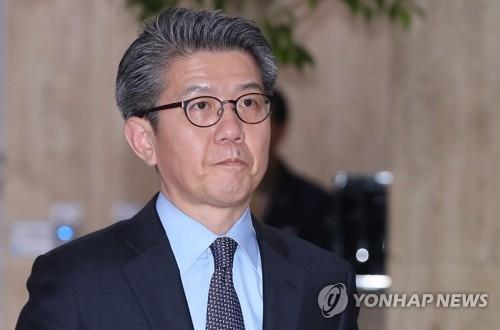 资料图片:朝核问题六方会谈韩方团长、韩半岛和平交涉本部长金烘均(韩联社)