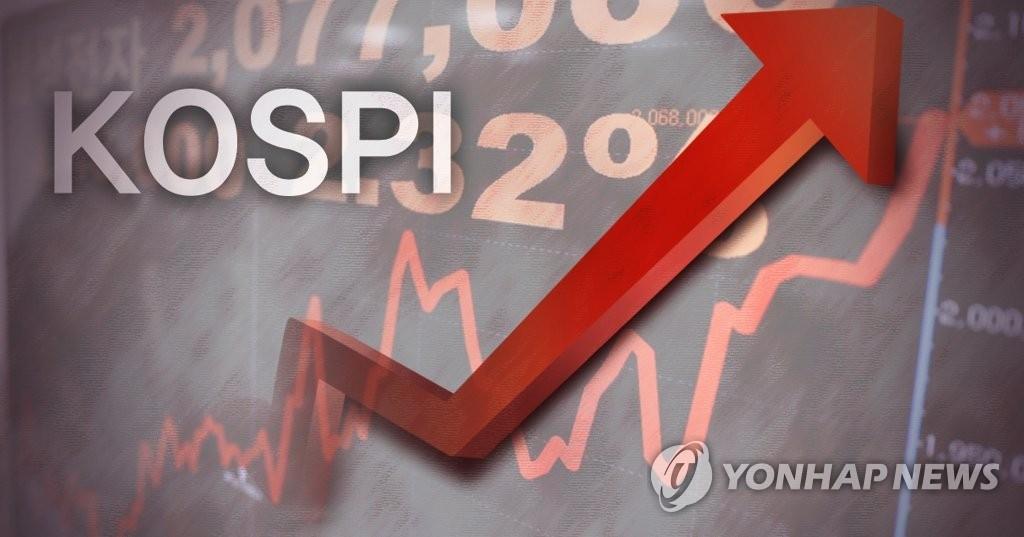 韩KOSPI指数盘中再度刷新纪录 - 1