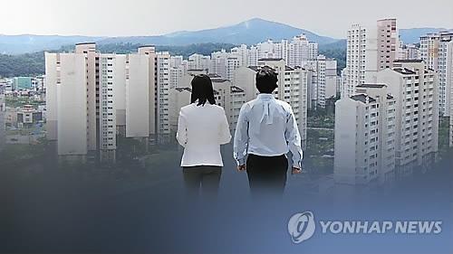 调查:韩新婚夫妇筹备婚房负担加重 - 1