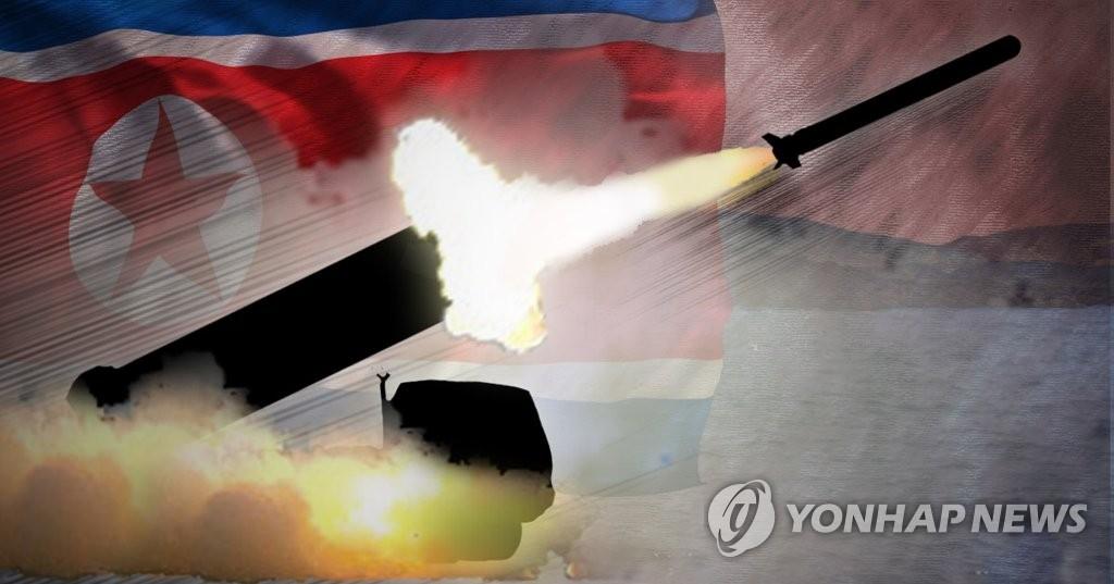 详讯:朝媒称朝试射新型地对舰巡航导弹 - 1