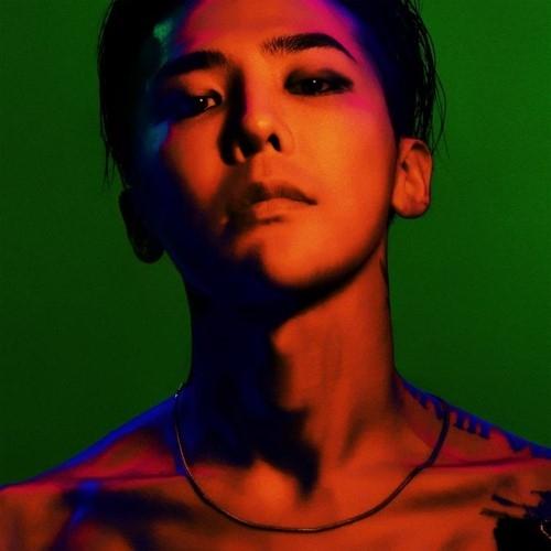 G-DRAGON新专辑封面(韩联社/YG娱乐提供)