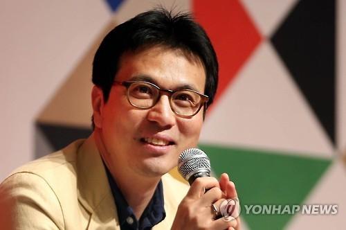 资料图片:韩国导演金泰勇(韩联社)