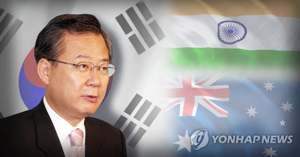 韩总统特使:文在寅愿进一步提升韩印关系 - 1