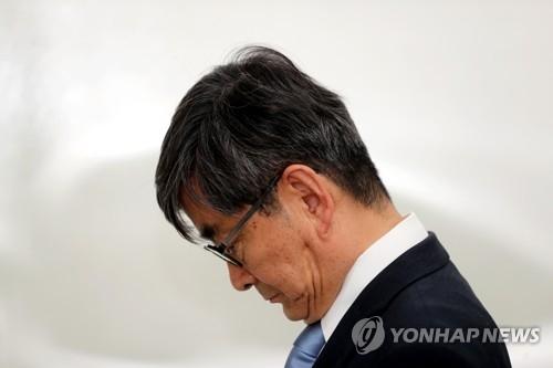 韩国法务部长官被提名人安京焕 (韩联社)