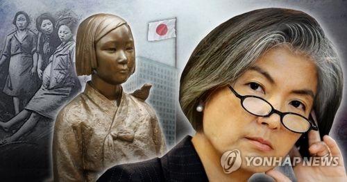 韩首任女外长康京和临大考 - 1