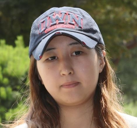 资料图片:韩国亲信门主角崔顺实之女郑某 (韩联社)