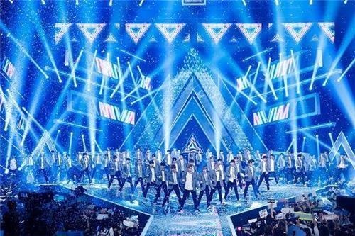 韩选秀《Produce101》二季视频播放量破3亿