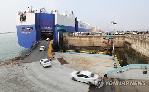 韩2016年消费品出口增加 乘用车等减少 - 1