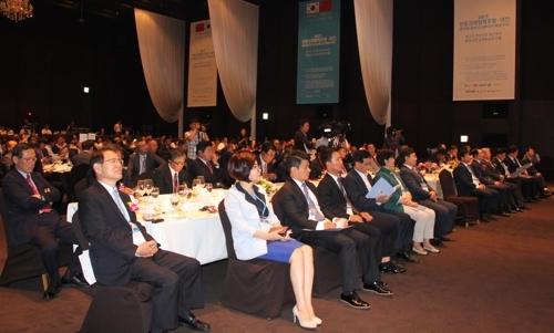 6月28日,韩中企业家合作展望论坛在大田ICC酒店举行。