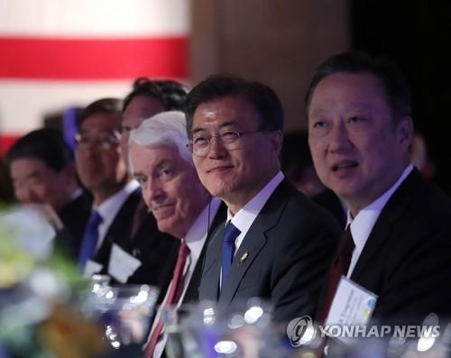 民调:八成韩国民众对文在寅施政给予积极评价 - 2