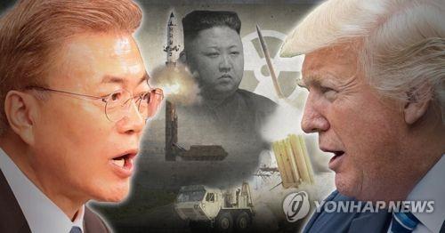 文在寅警告朝若越红线韩美反制难逆料 - 1