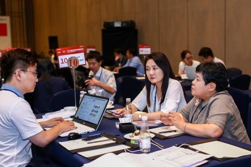 首尔市在华办投资洽谈会 6家企业签约