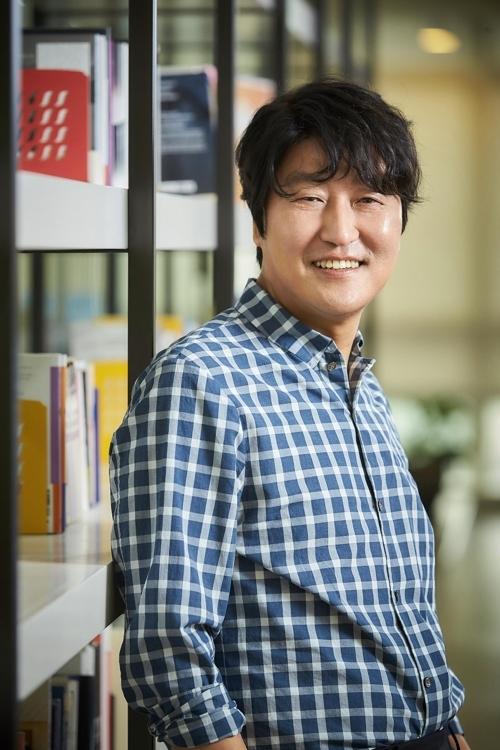 韩国演员宋康昊(韩联社/秀博思提供)