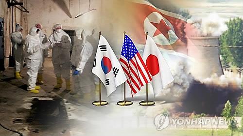 韩美日外交高官明在美开会商讨朝核问题 - 1